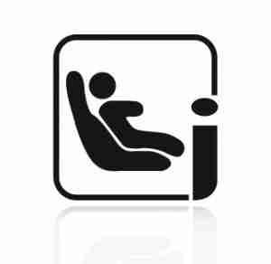 iSize autostoel logo