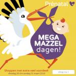 mega mazzeldagen prenatal